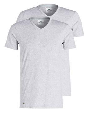 LACOSTE 2er-Pack V-Shirts