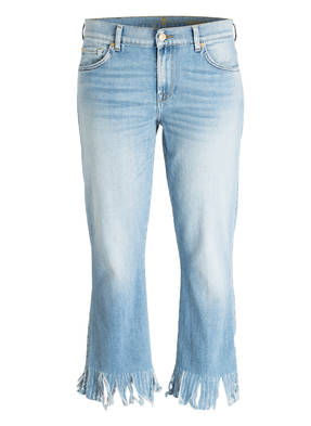 7 for all mankind Cropped-Jeans