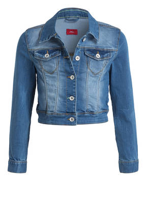 s.Oliver CASUAL Jeansjacke