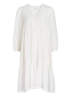 CLOSED Kleid mit Spitzenbesatz
