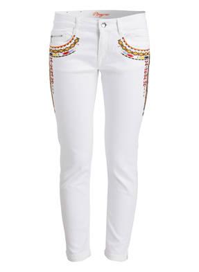 BOGNER 7/8-Jeans LUCIA mit Stickerei