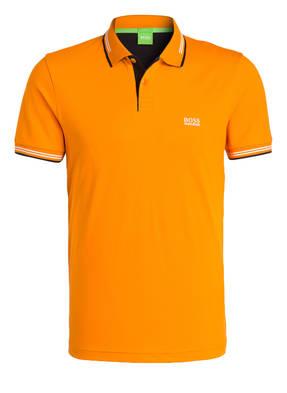 BOSS Green Piqué-Poloshirt PAUL Slim Fit