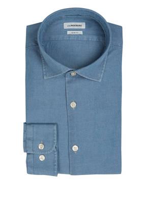 J.LINDEBERG Oxfordhemd DANIEL Slim-Fit