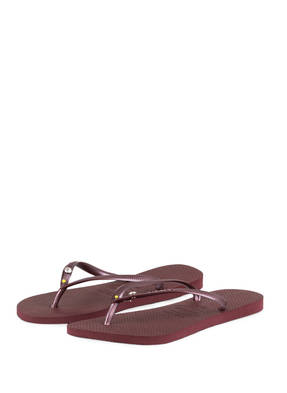 havaianas Zehentrenner CHRYSTAL GLAMOUR
