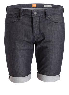 BOSS Orange Jeans-Shorts ORANGE90 Tapered-Fit