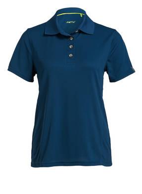 me°ru' Piqué-Poloshirt WEMBLEY