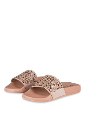 MOVIE´S Sandalen mit Schmucksteinbesatz
