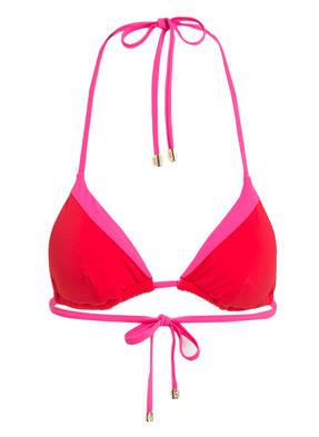 HEIDI KLUM SWIM Triangel-Bikini-Top SAVANNAH SUNSET