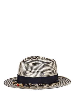 SEEBERGER Hut mit Schmucksteinen
