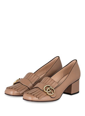 GUCCI College-Pumps GG MARMONT