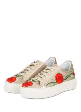 VICTORIA WOOD Plateau-Sneaker