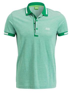 BOSS Green Piqué-Poloshirt PAULE Slim-Fit
