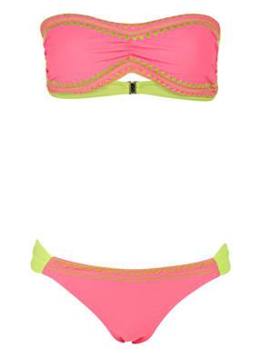 LITTLE WHITE LIES Bandeau-Bikini SWALLOW