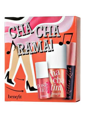 benefit CHA CHA RAMA!