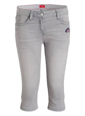 s.Oliver CASUAL Capri-Jeans