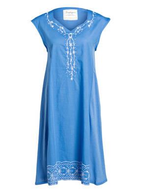 CRAGHOPPERS Kleid SCARLETT mit Leinenanteil