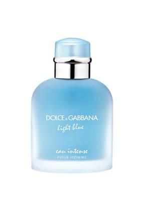 DOLCE & GABBANA FRAGRANCES LIGHT BLUE EAU INTENSE POUR HOMME