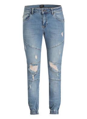 COUTIÉ Cuffed-Jeans Slim Fit