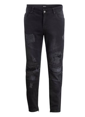 COUTIÉ Destroyed-Jeans Slim Fit