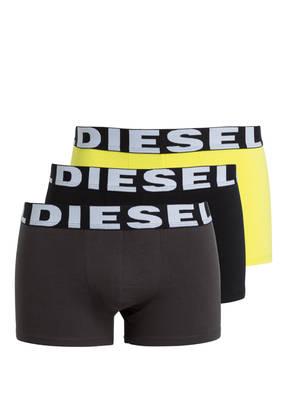 DIESEL 3er-Pack Boxershorts