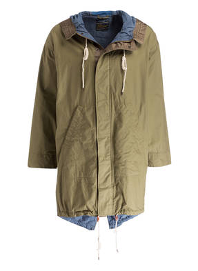 SCOTCH & SODA Parka Oversized
