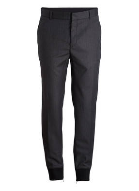 LANVIN Cuffed-Hose Slim-Fit