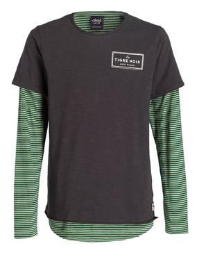 SCOTCH SHRUNK Set: Longsleeve und T-Shirt