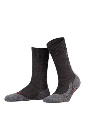 FALKE Trekking-Socken TK5 mit Merinowolle