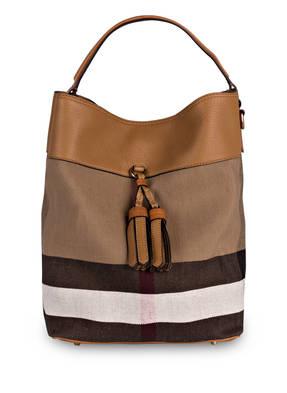 BURBERRY Hobo-Bag ASHBY  MEDIUM