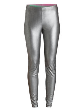 RIANI Leggings in Lederoptik
