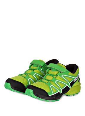 SALOMON Trailrunning-Schuhe SPEEDCROSS CS WP