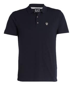 EA7 EMPORIO ARMANI Piqué-Poloshirt
