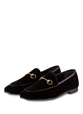 GUCCI Samt-Loafer JORDAAN