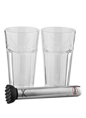 RÖSLE 3-tlg.Gläser-Set SANSIBAR
