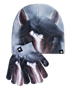 molo Set: Mütze und Handschuhe