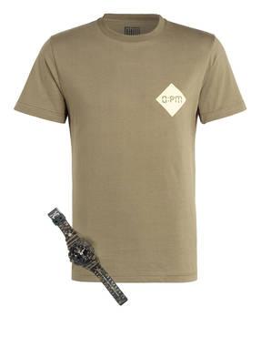 OPM Set: T-Shirt und Uhr