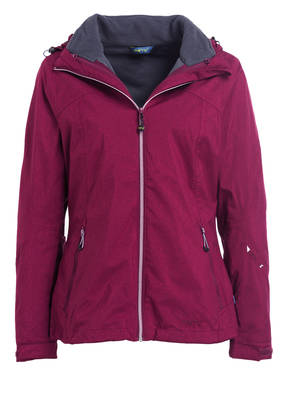 me°ru' 2-in-1-Outdoor-Jacke TROLLHÄTTAN
