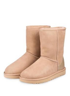 UGG Fell-Boots CLASSIC SHORT II METALLIC