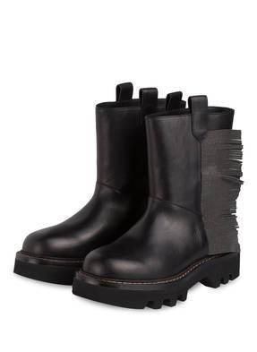 BRUNELLO CUCINELLI Biker-Boots