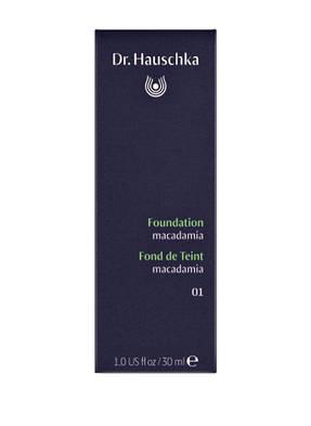Dr.Hauschka FOUNDATION