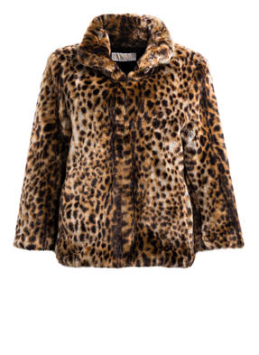 MICHAEL KORS Jacke in Felloptik