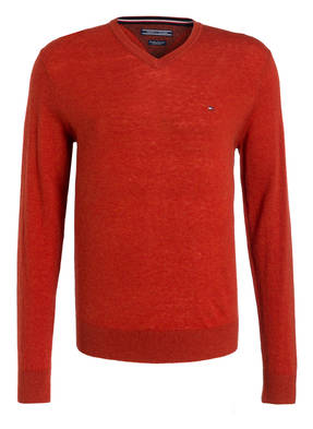 TOMMY HILFIGER Lambswool-Pullover