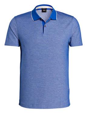 BOSS Piqué-Poloshirt PIKET Regular-Fit