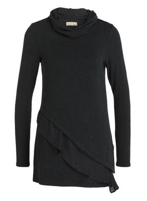Phase Eight Pullover WOVEN HEM