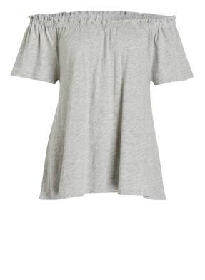 Juvia Shirt mit Carmen-Ausschnitt