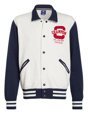 Champion Sweatjacke im College-Stil