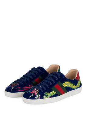 GUCCI Samt-Sneaker NEW ACE