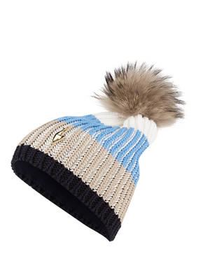SPORTALM Mütze BINGO mit Fellbommel