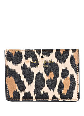 kate spade new york Kartenetui HYDE LANE LEOPARD