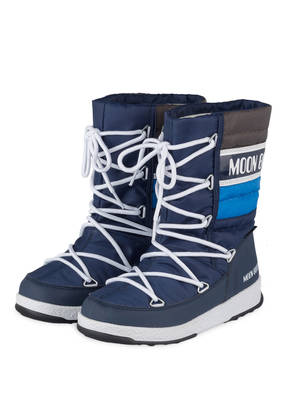 MOON BOOT Moon Boots WE QUILTED